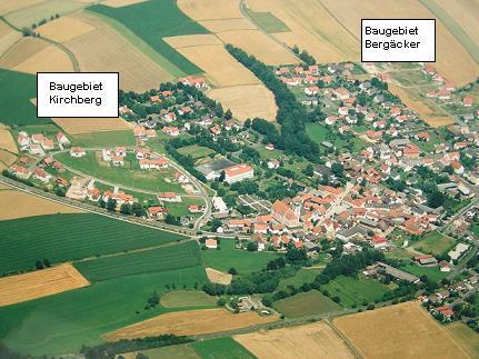 Wohngebiet »Bergäcker«