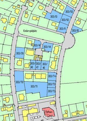 Wohngebiet »Nördlich Marktplatz«