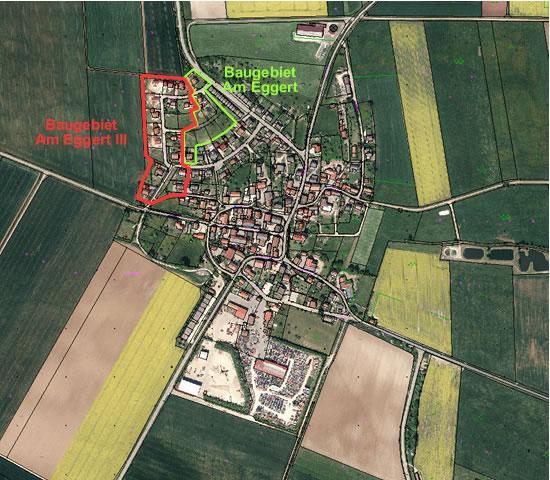 Wohngebiet »Am Eggert in Pfraunfeld«