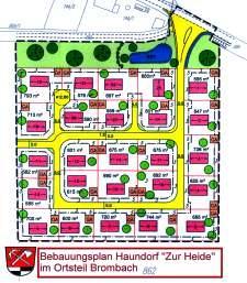 Wohngebiet »Brombach-Zur Heide«