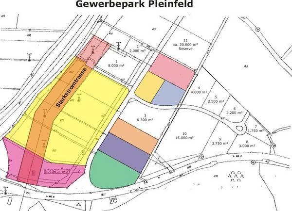 Gewerbegebiet »Pleinfeld«