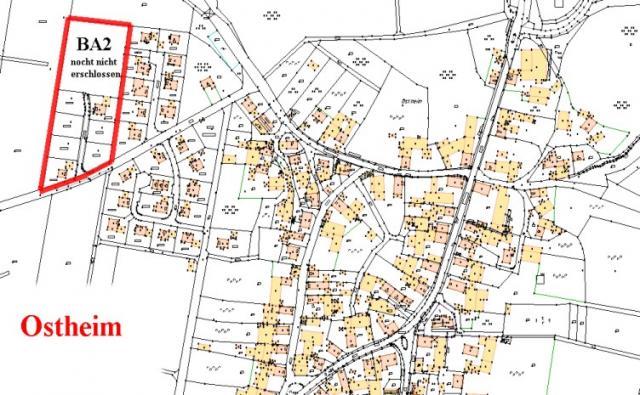 Wohngebiet »Ostheim BA 2«