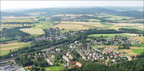 Wohngebiet »Östlich der Waldsassener Straße II«