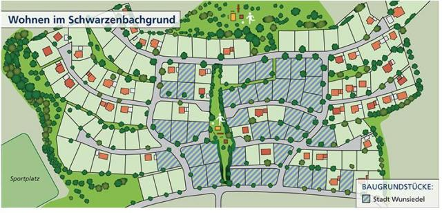 Wohngebiet »Schwarzenbachgrund«