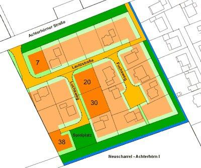 Wohngebiet »Achterhörn (OT Neuscharrel)«