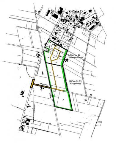 Gewerbegebiet »Dieselstraße III«