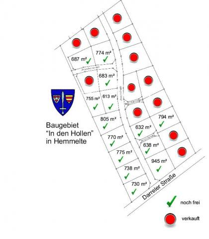 Wohngebiet »In den Hollen (OT Hemmelte)«