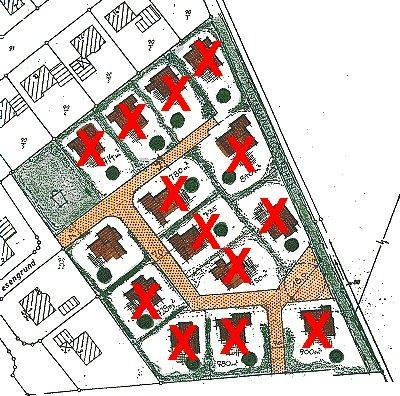 Wohngebiet »Entlang der Kreisstraße 168«