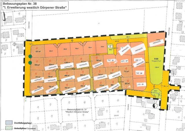 Wohngebiet »Westlich Dörpener Straße Erweiterung«