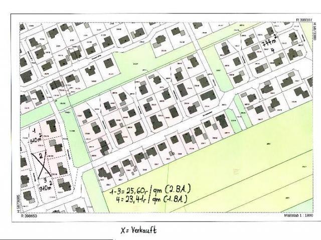 Wohngebiet »Kanalplaatzen I und II«