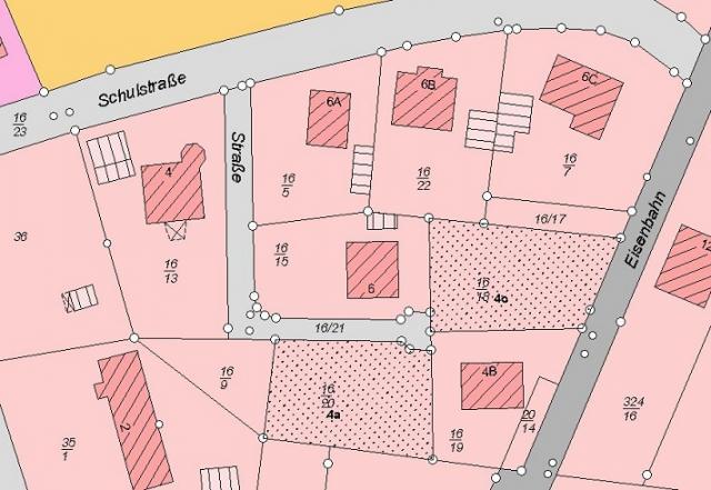 Wohngebiet »Schulstraße (OT Tettens)«