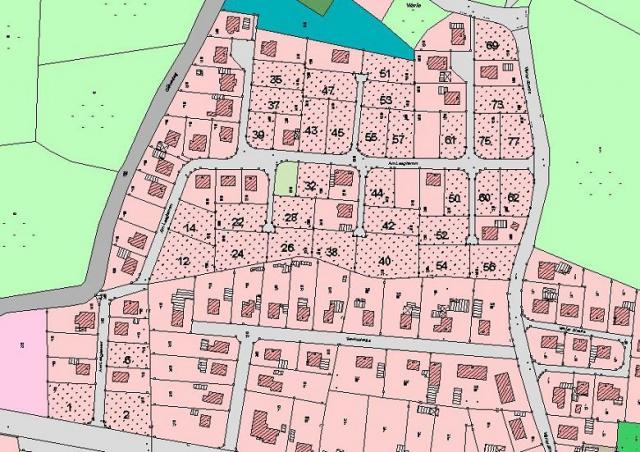 Wohngebiet »Am Leeghamm (OT Waddewarden)«