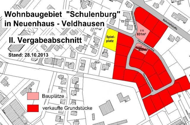 Wohngebiet »Schulenburg (OT Veldhausen)«