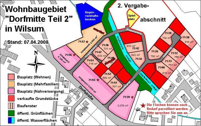 Wohngebiet »Dormitte II«