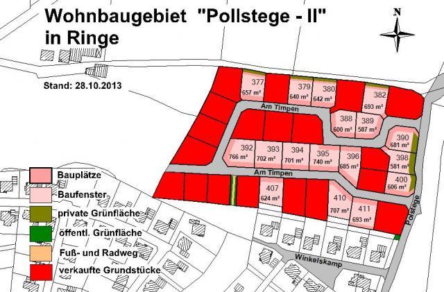 Wohngebiet »Pollstege II«