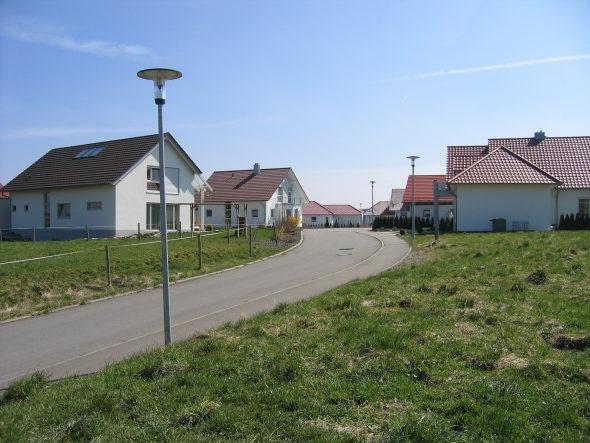 Wohngebiet »Rauhesch-Ost«
