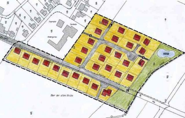 Wohngebiet »Hilsblick, 3. Bauabschnitt«