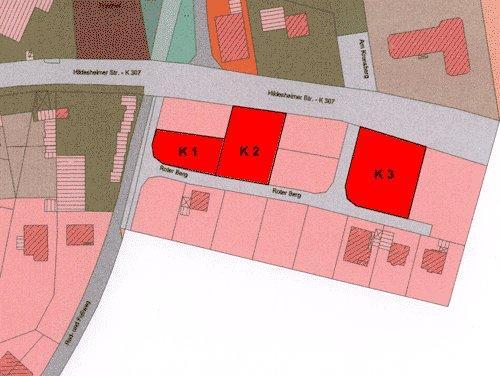 Wohngebiet »Kronsberg II (OT Grasdorf)«