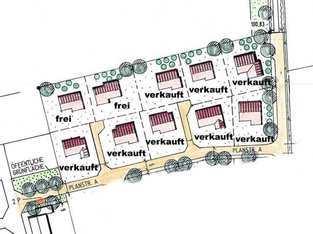 Wohngebiet »Hoher Weg (OS Bettrum)«