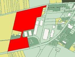 Gewerbegebiet »Arholzener Straße / Papenbreite«