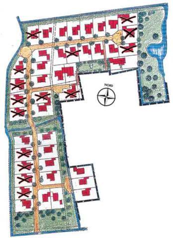 Wohngebiet »Holtgaste - Erweiterung Tannenstraße«
