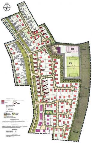 Wohngebiet »Jemgum - Am Sportzentrum«