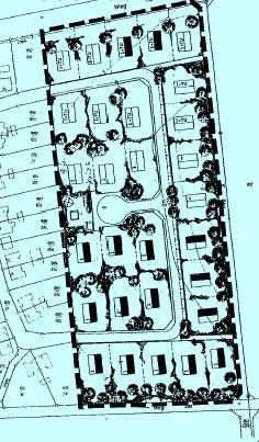 Wohngebiet »Kühlerblick, Sebexen (1. und 2. Bauabschnitt)«