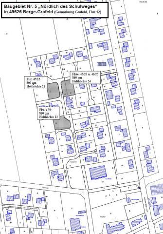 Wohngebiet »Baugebiet Nr. 5 «