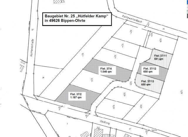 Wohngebiet »Baugebiet Nr. 25 «