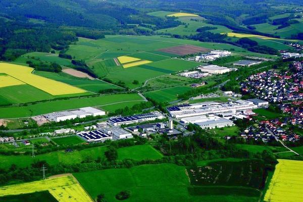 Industriegebiet »Gewerbepark Westharz«