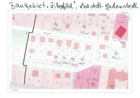 Wohngebiet »Zitterfeld II, Ortschaft Gadenstedt«