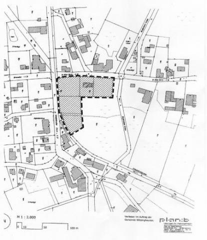 Wohngebiet »Ortsmitte Wiedenbrügge«
