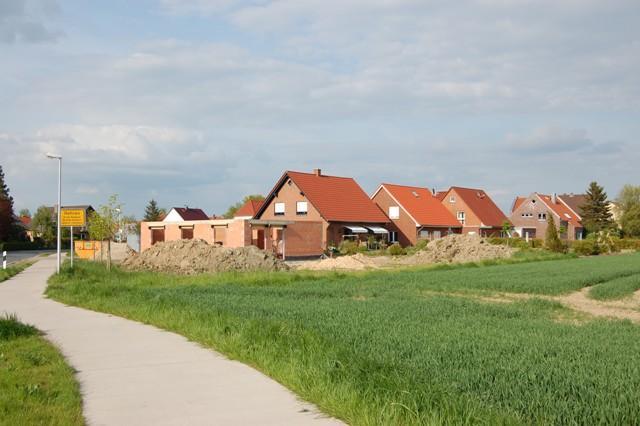 Wohngebiet »Minchens Garten, OT Nordbruch«