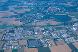 Industriegebiet »Rinteln-Süd«