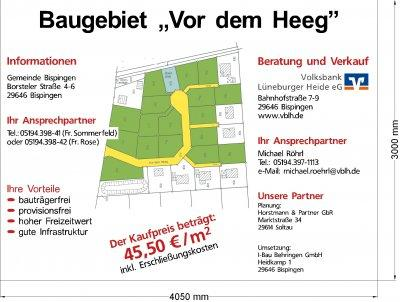 Wohngebiet »Brandenburger Straße, OT Hörpel«