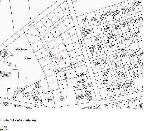 Wohngebiet »Kleine Koppel, OT Hohenbostel«