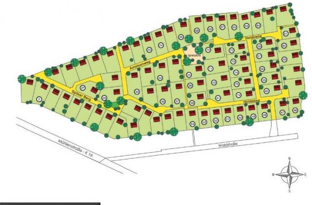 Wohngebiet »Spitzer Berg 1. Bauabschnitt«