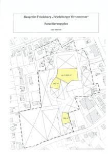 Mischgebiet »Friedeburger Ortszentrum«