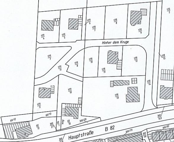 Wohngebiet »Hinter dem Kruge in Groß Dahlum«