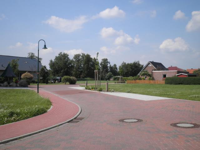 Wohngebiet »Am Dedesdorfer Pumpsiel und Steinwurf (OT Dedesdorf )«
