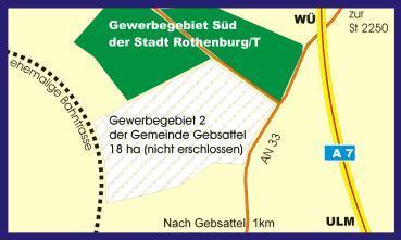 Gewerbegebiet »An der Straße nach Neusitz«