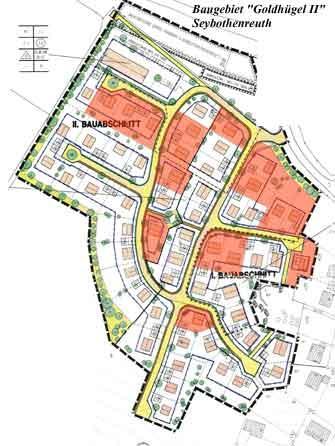 Wohngebiet »Goldhügel II«