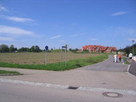 Wohngebiet »Am Ebelfeld, Blindheim«
