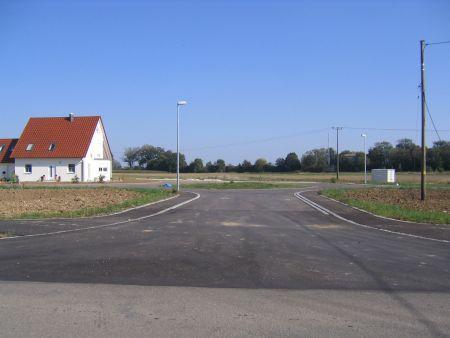 Wohngebiet »Am Unteren Kreuz, Unterglauheim«