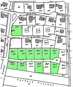 Wohngebiet »Bei den Flecken, Bauabschnitt III«