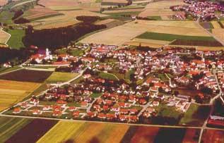 Wohngebiet »Maihingen, OT Utzwingen«