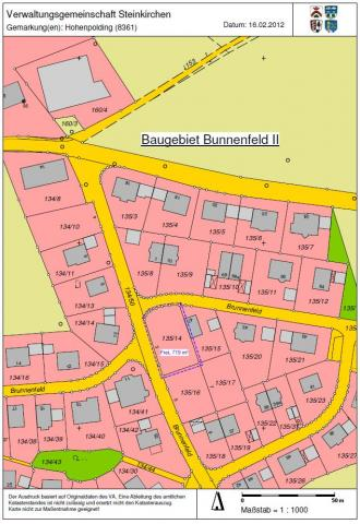 Wohngebiet »Am Brunnenfeld 2«