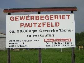 Gewerbegebiet »Pautzfeld«