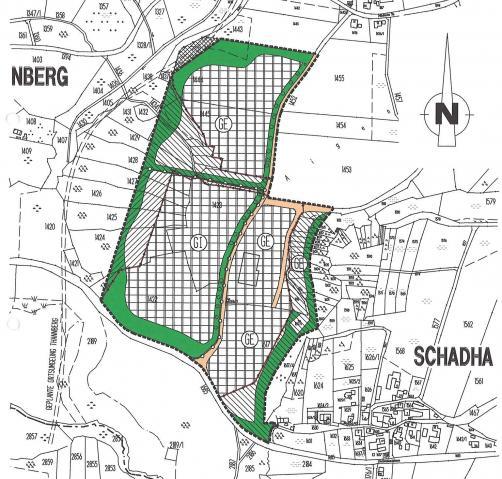 Gewerbegebiet »Thannberg«