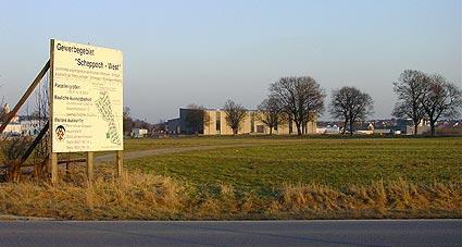 Gewerbegebiet »Scheppach West«